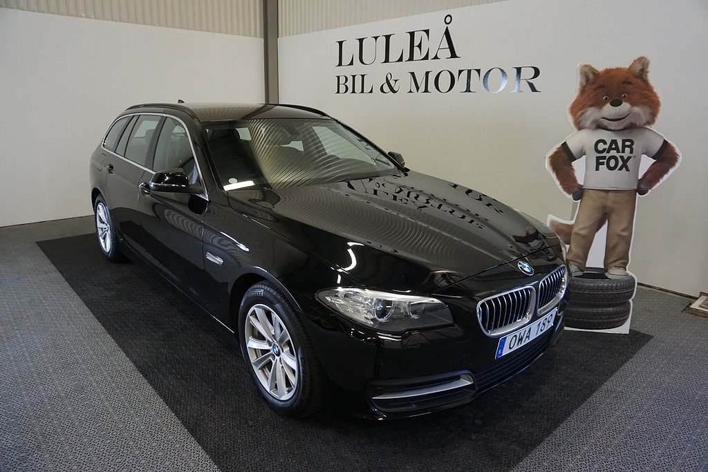 BMW 520 D xDrive Touring Eu6 190HK