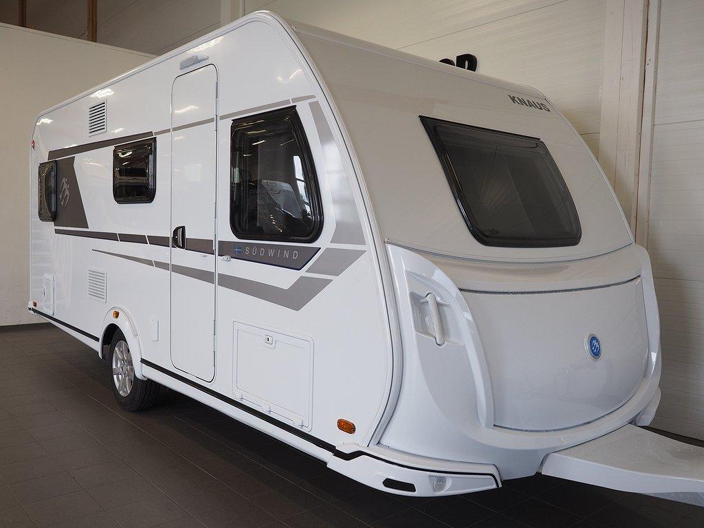 Knaus Südwind 500 QDK Barnkammare 2020
