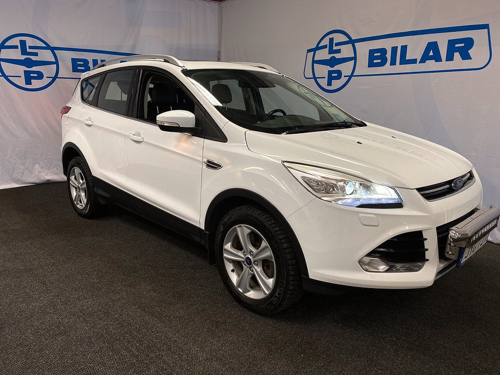 Ford Kuga Titanum Plus Panorama 2.0 AWD Powershift 180hk