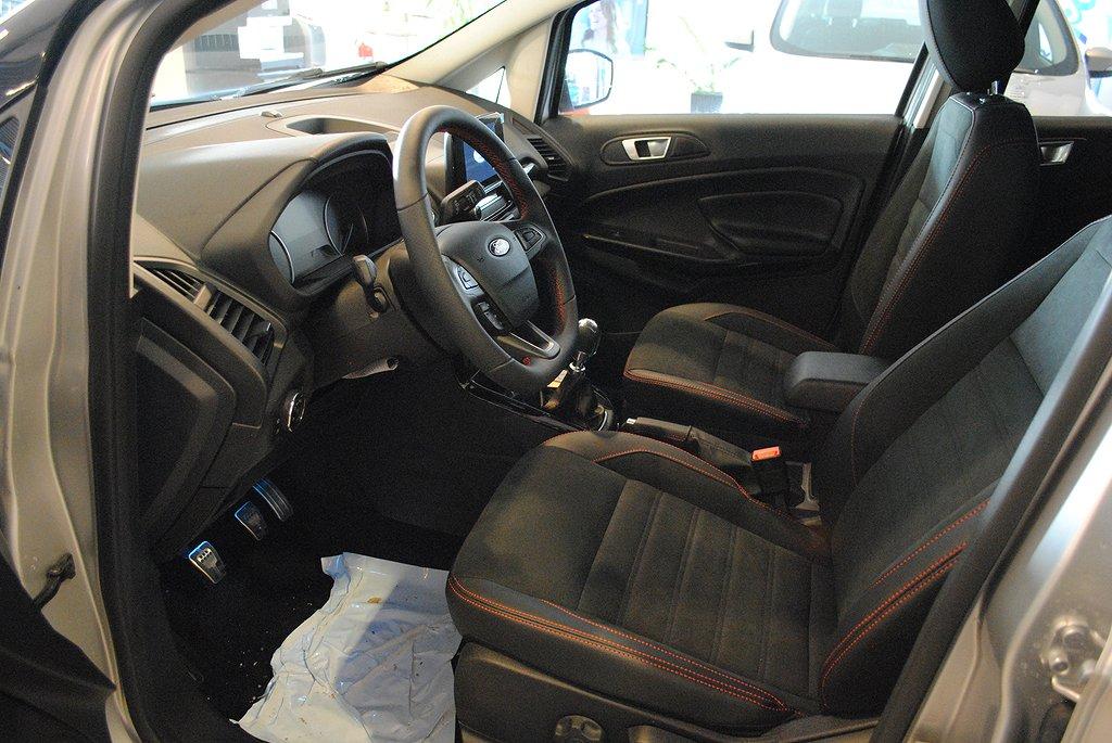 Ford Ecosport ST-Line 1.0T EcoBoost 125hk *Demo*