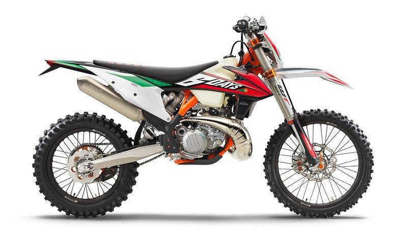 KTM 250 EXC-Tpi *Omgående leverans* -2020