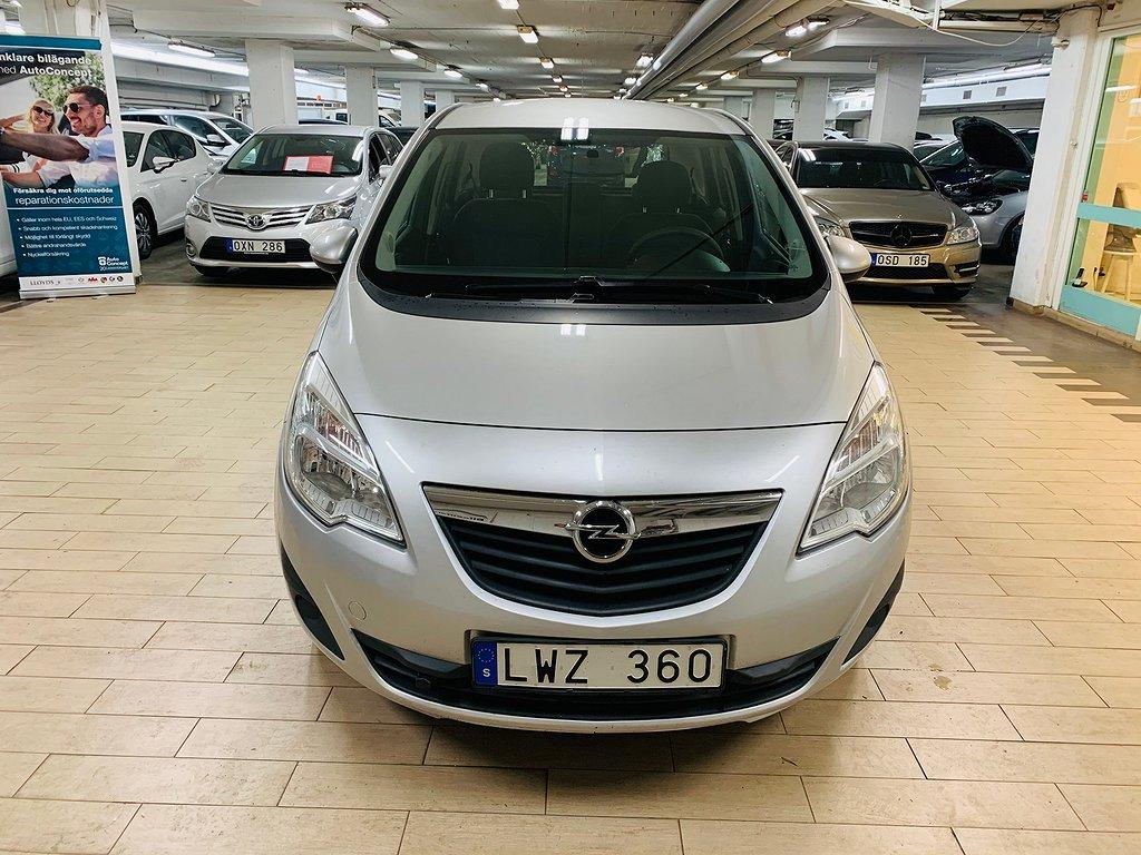 Opel Meriva 1.3 CDTI ecoFLEX 95hk NY BESIKTAD
