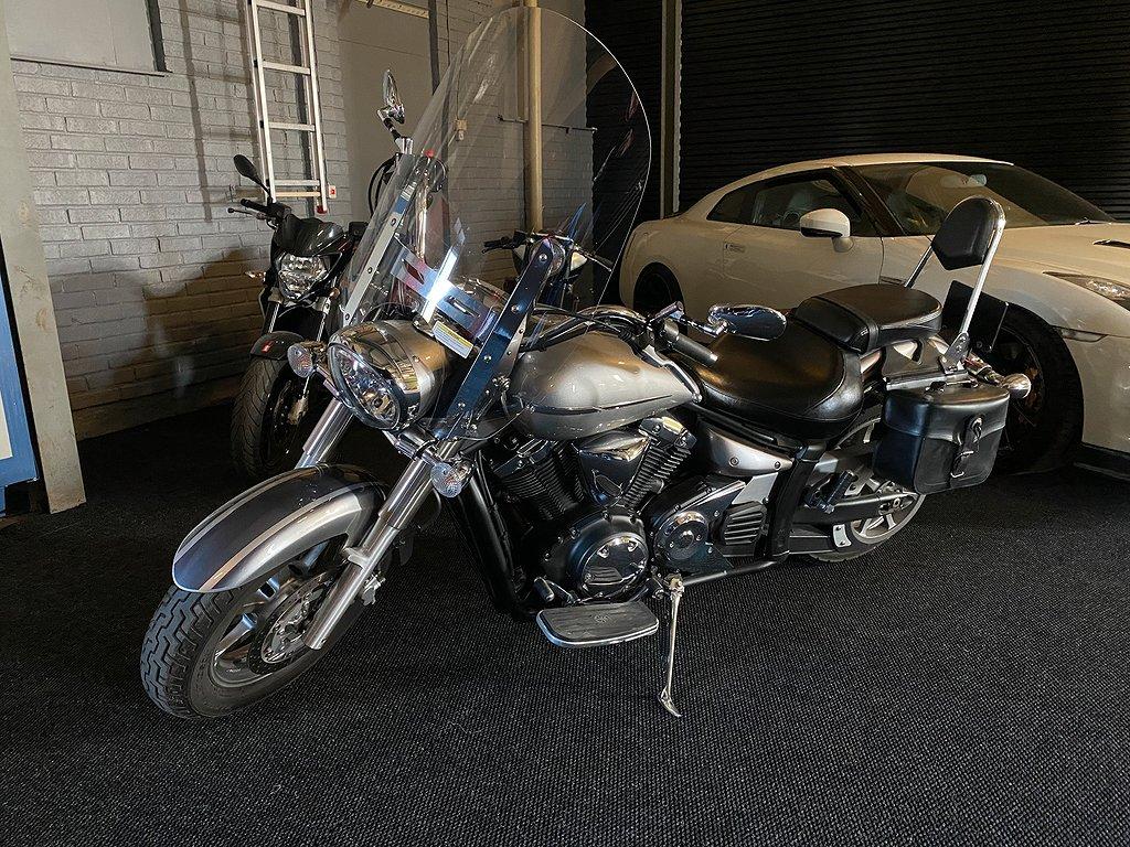 Yamaha XVS1300A Midnight Star / 0% Kontantinsats