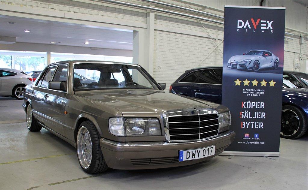 Mercedes-Benz 300 SE 188hk