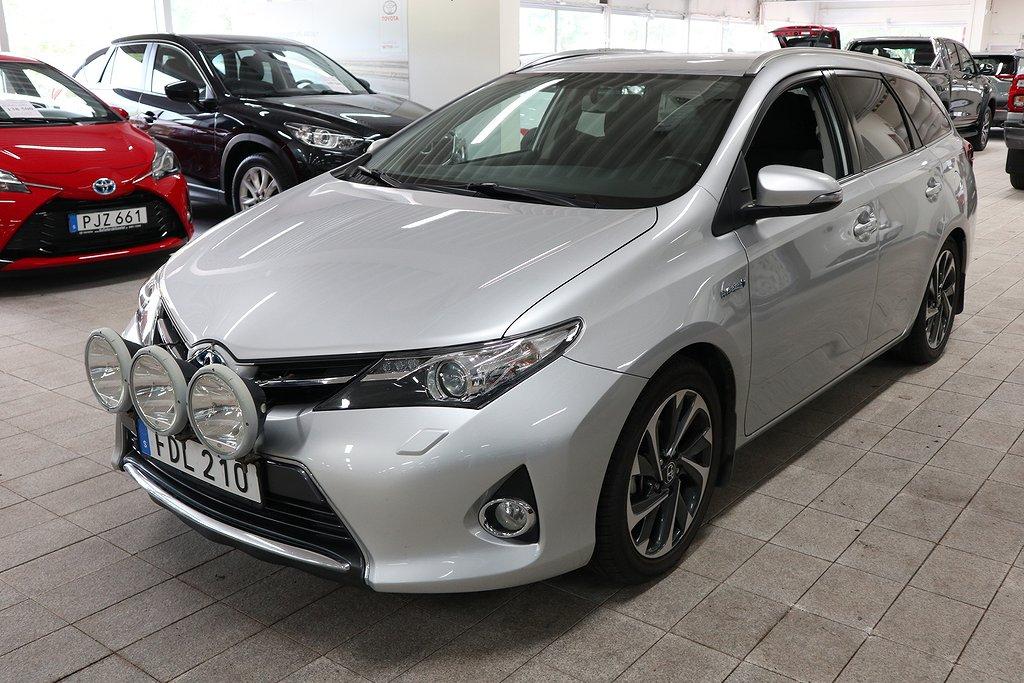Toyota Auris TS ELHybrid 1.8 136hk EDT50 Motorv V-hjul