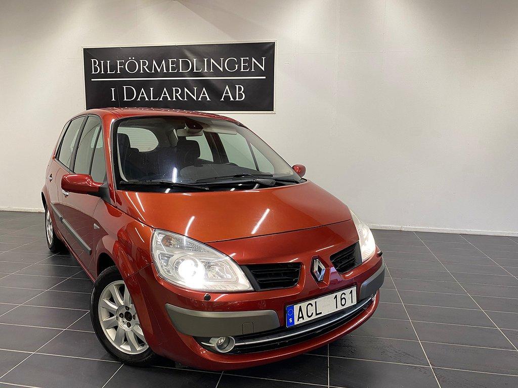 Renault Scénic 2.0 Turbo 163hk Drag Ny Kamrem