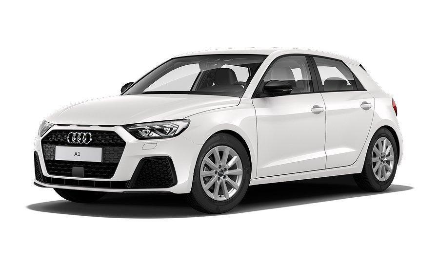 Audi A1 30 TFSI 3 års jubileum