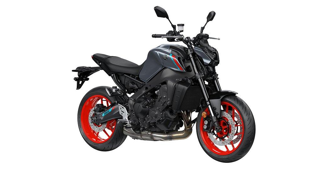 Yamaha MT-09 2021 Förhandsboka ditt ex