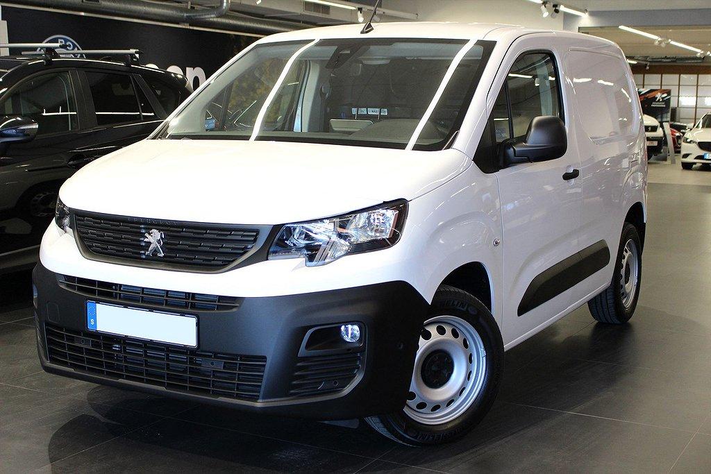 Peugeot Partner Pro BlueHDi 100hk L1