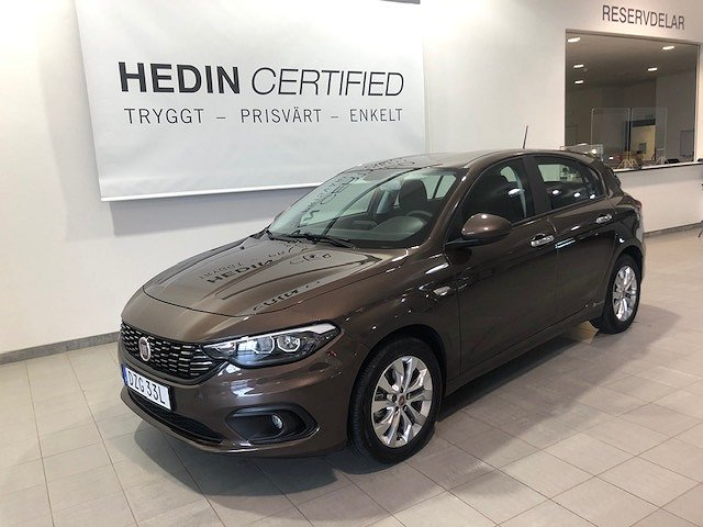 Fiat Tipo 5-D 1.4 120HK MT6 LOUNGE MY20