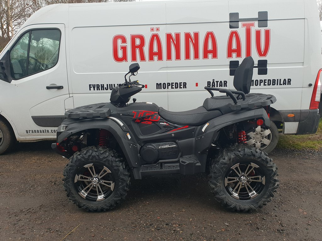 TGB Blade 1000cc LTX OMG LEV Gränna ATV
