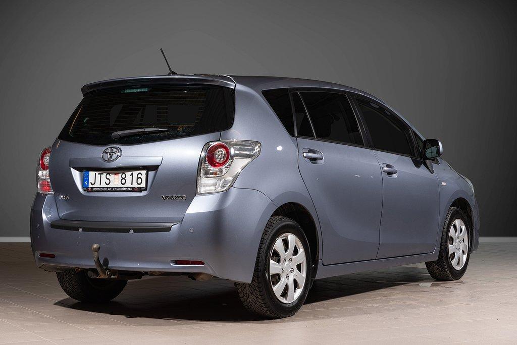 Toyota Verso 1.8 7-sits 147hk Premium