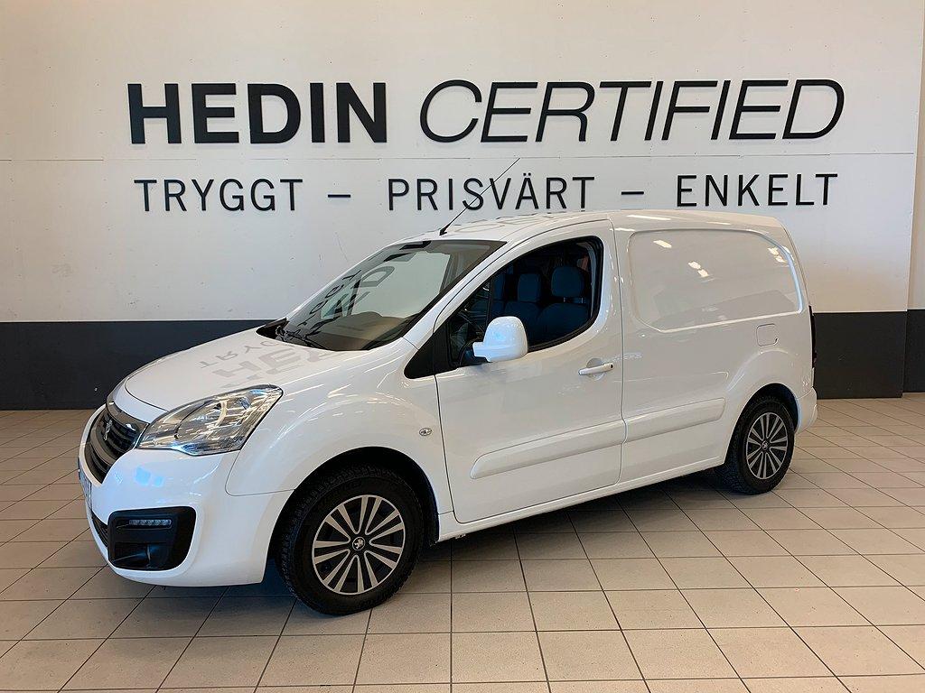 Peugeot Partner 1.6 Blue Hdi 75hk Pro+