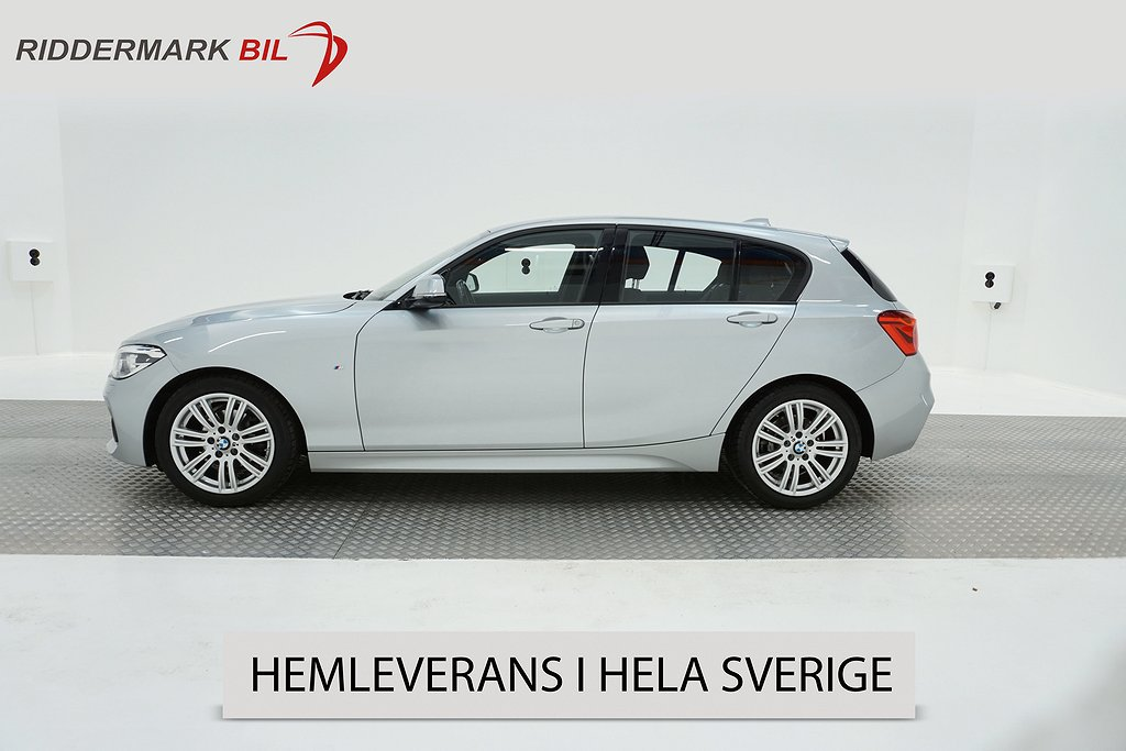 BMW 116d 5dr, F20 (116hk)