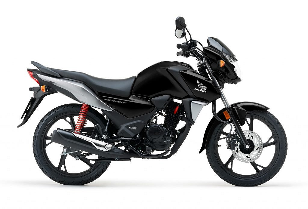 Honda CB 125 F *SLUTSÅLD*