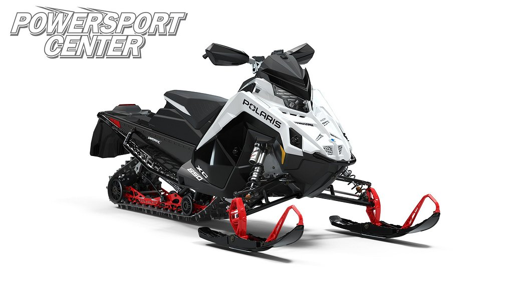 Polaris 850 INDY XC 137 MATRYX -21