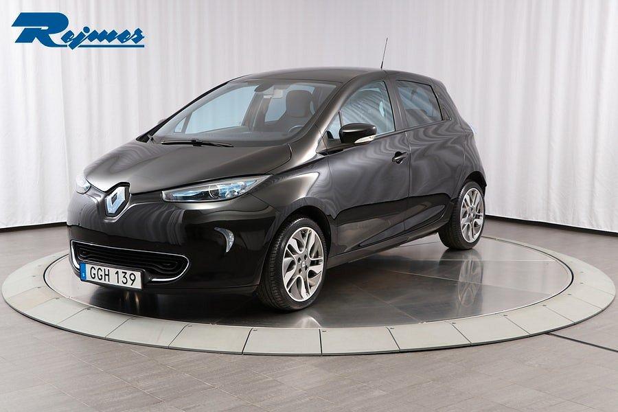 Renault Zoe 88 hk Intens *batterihyra*