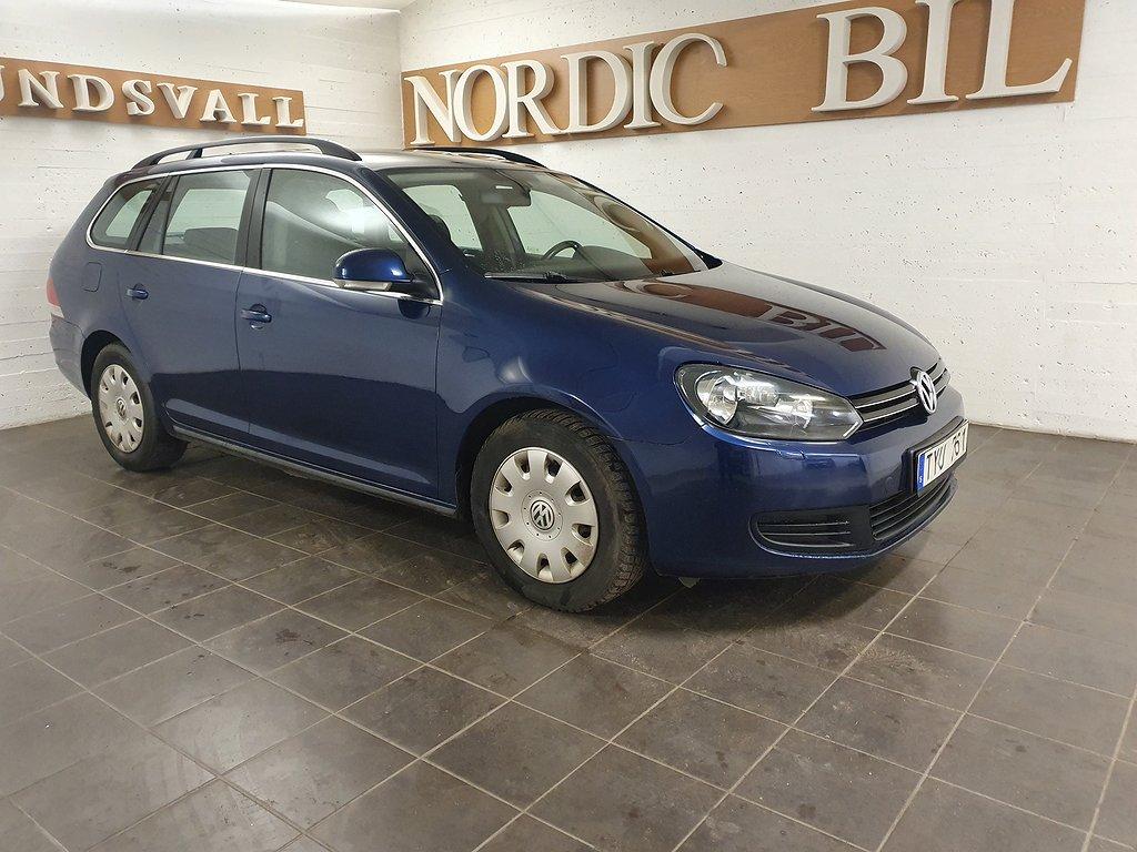 Volkswagen Golf Variant 1.6 TDI BlueMotion DSG Style 105hk