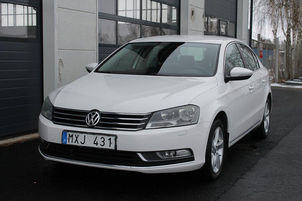 Volkswagen Passat 1.4 TSI AUT EcoFuel COMFORTLINE /150hk/DSG/