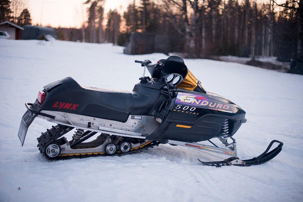 Lynx ENDURO 500
