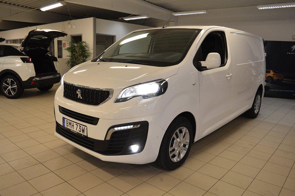 Peugeot Expert L2 2.0 HDi AUT Euro 6 177hk/Webasto Fjär