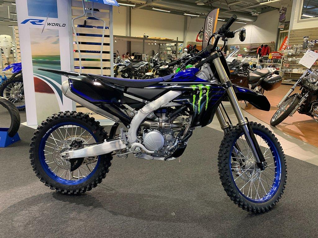 Yamaha YZ250 F Monster energi edition Omgående leverans