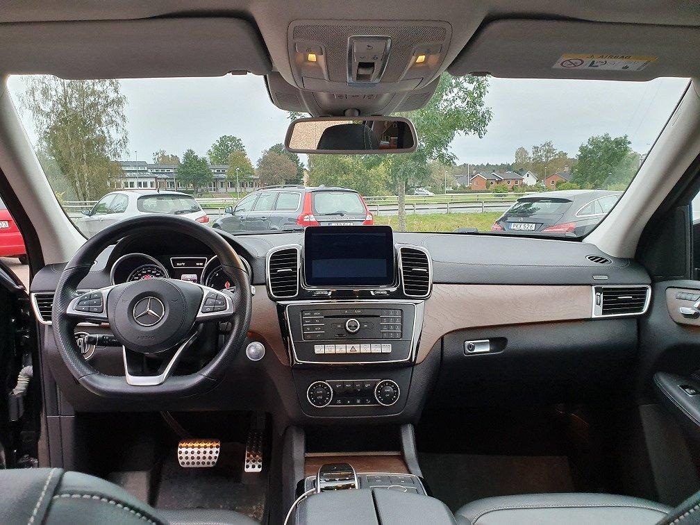 Bild till fordonet: Mercedes-Benz GLS