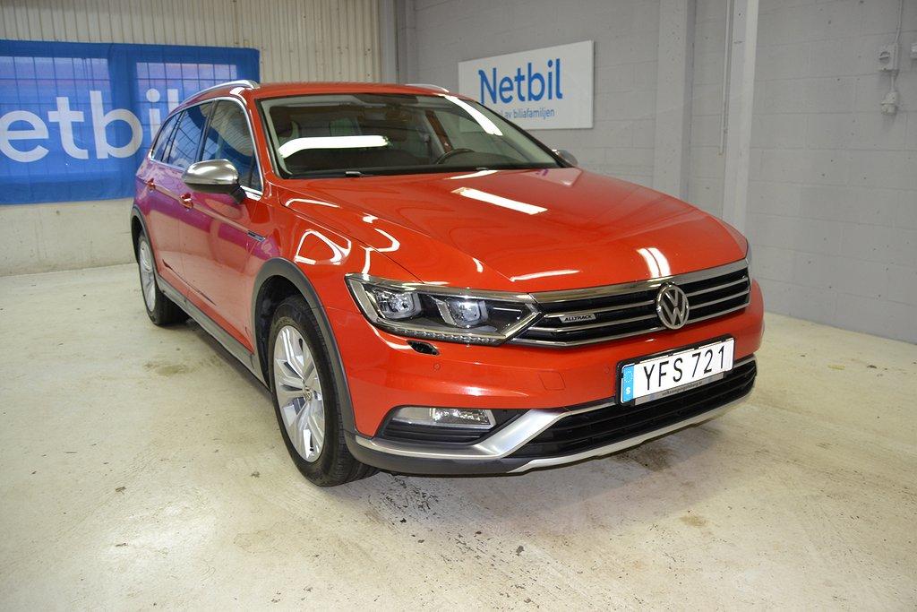 Volkswagen Passat Alltrack 2.0TDI 4M Executive Skinn 190hk