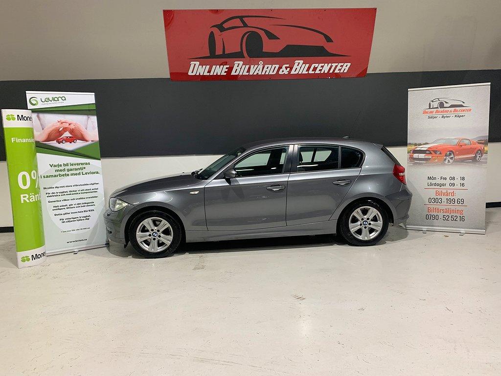 BMW 118 i 5-door Advantage, Comfort 143hk
