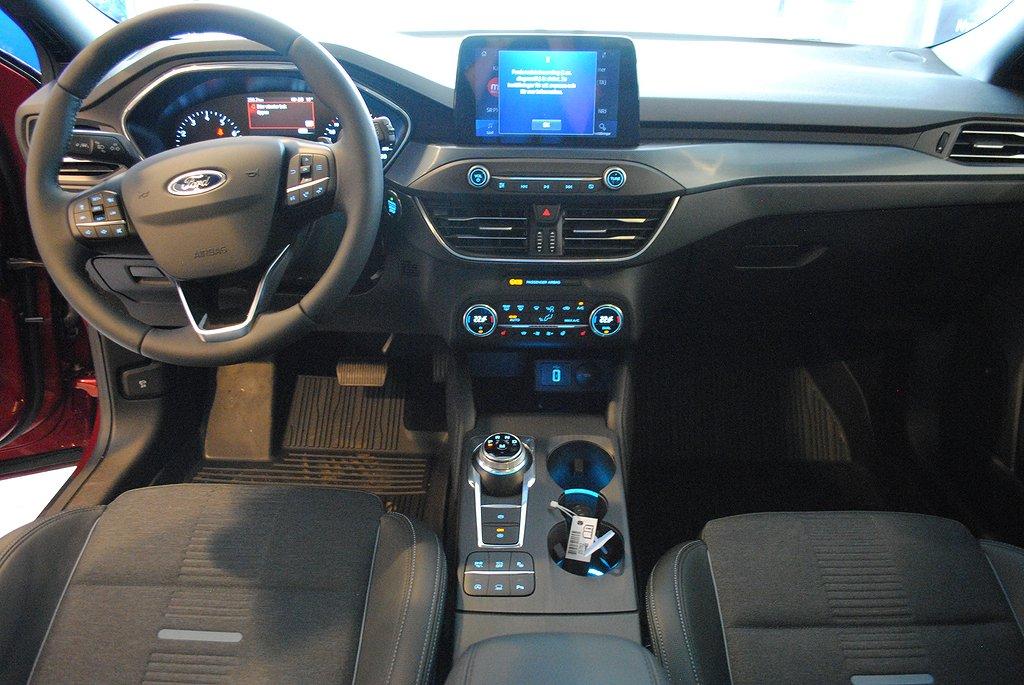 Ford Focus Active 1.5T Ecoboost 150hk Aut8 5D *Demo*