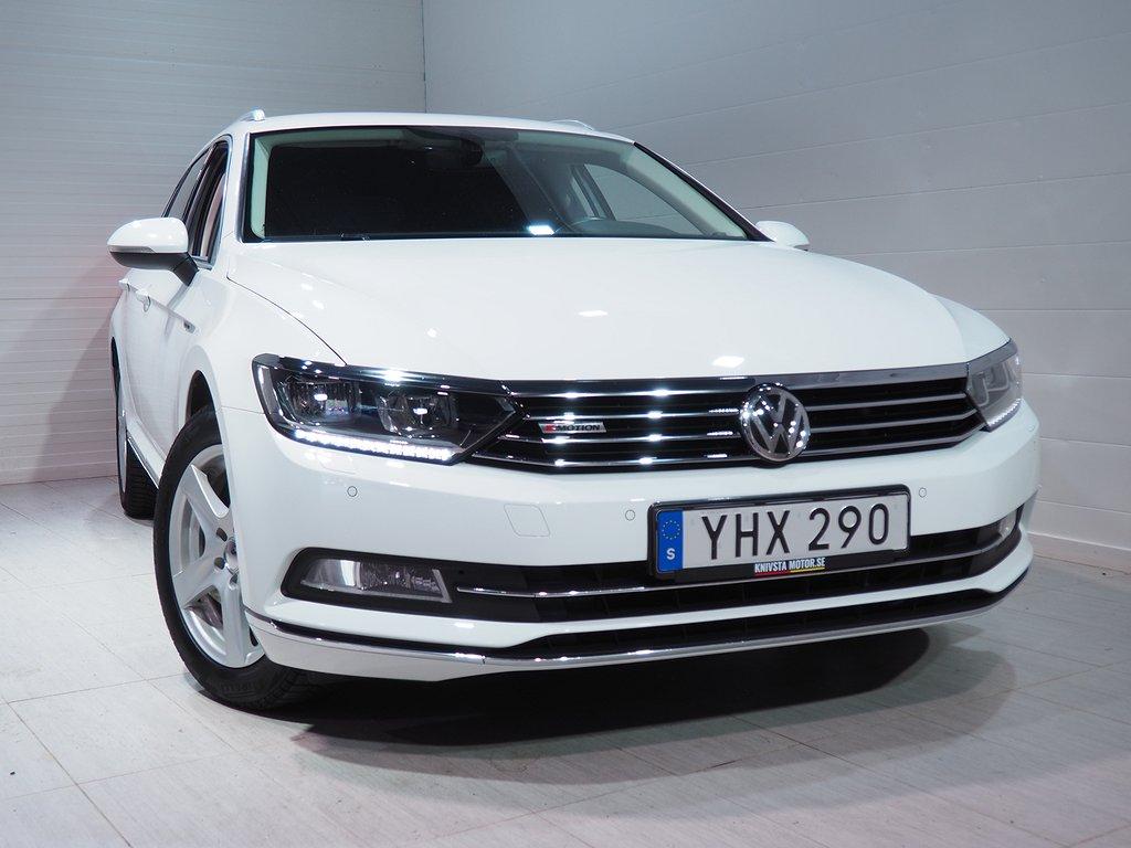 Volkswagen Passat Sportscombi Aut 2.0 TDI 4Motion Executive 2017