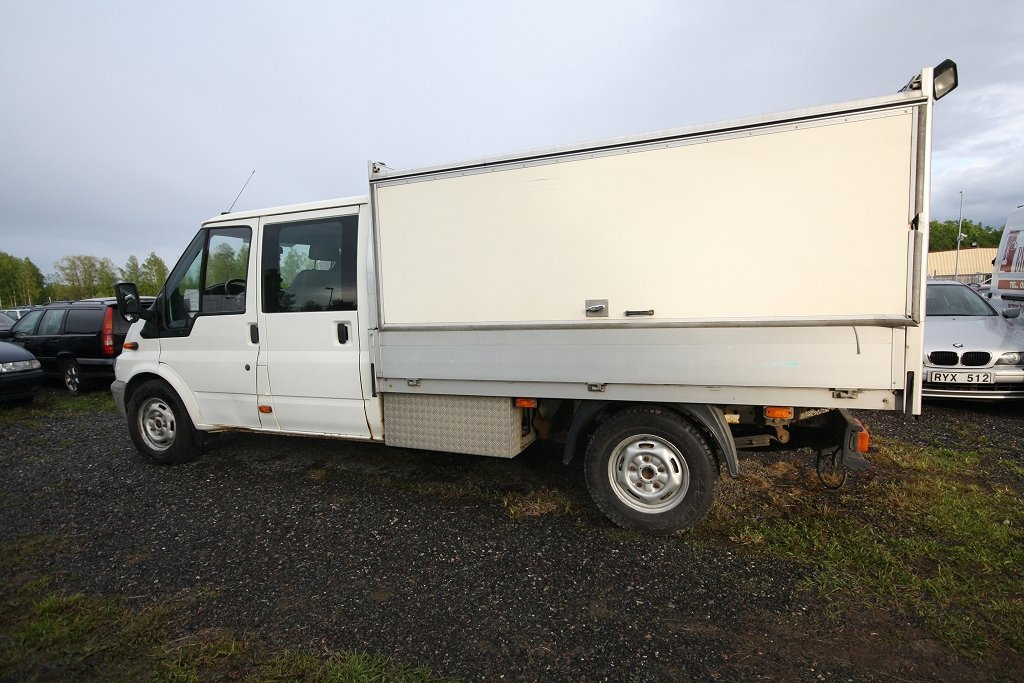Ford Transit 330l CNG