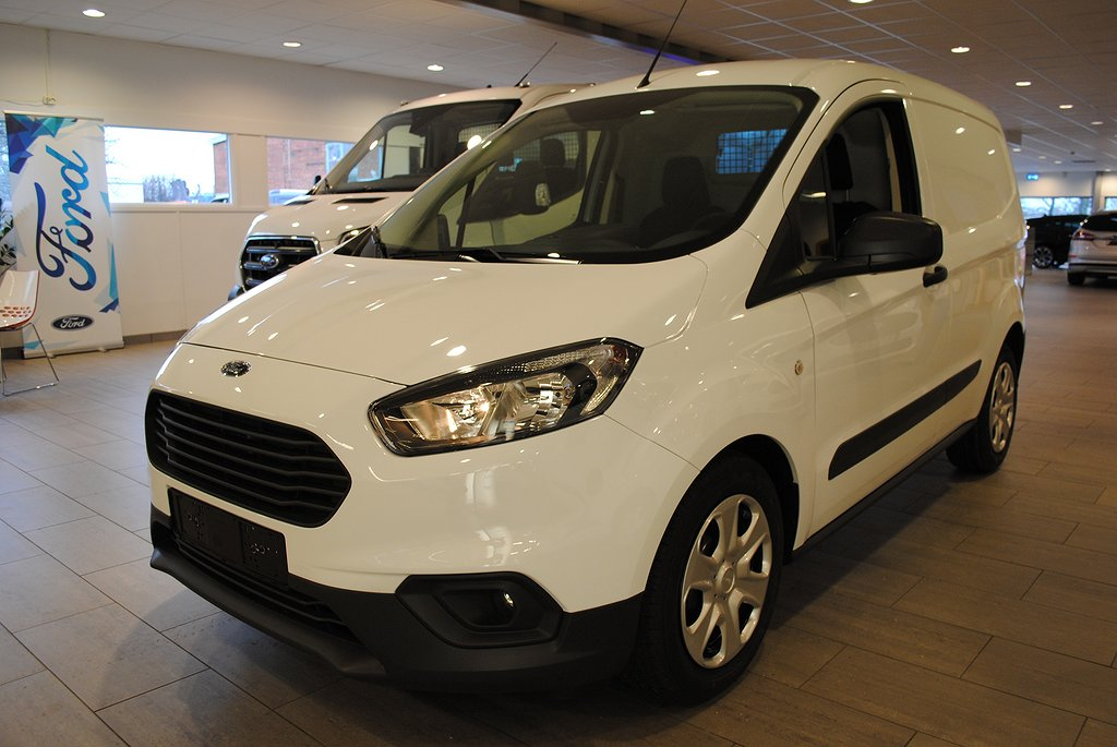 Ford Courier *1.95%ränta&5000kr i fritt bränsle* 1.0T EcoBoost 100hk Trend*De