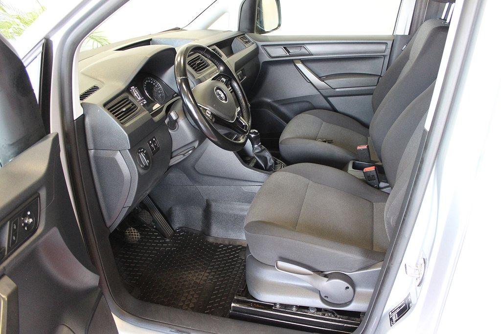 Volkswagen Caddy, 2.0 TDi EU6