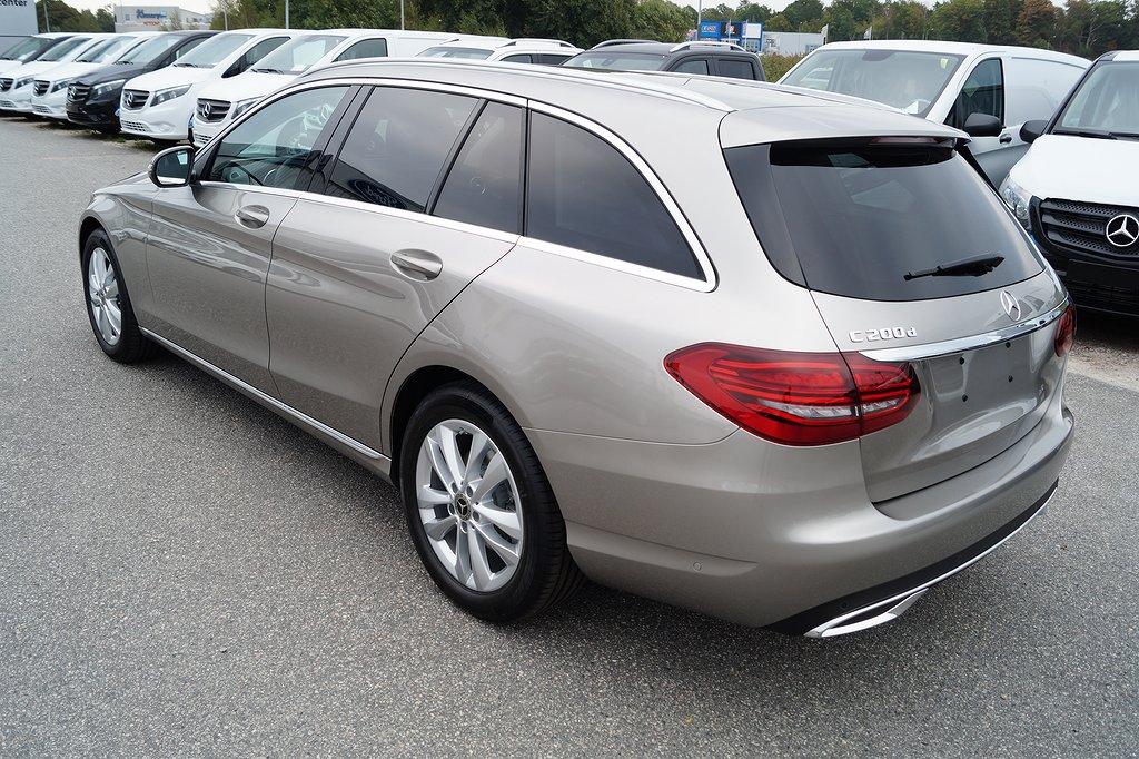 Mercedes-Benz C 200 d Kombi Företagsbil / LRF