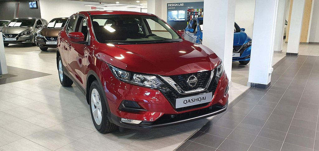 Nissan Qashqai ACENTA 160 HK AUTOMAT
