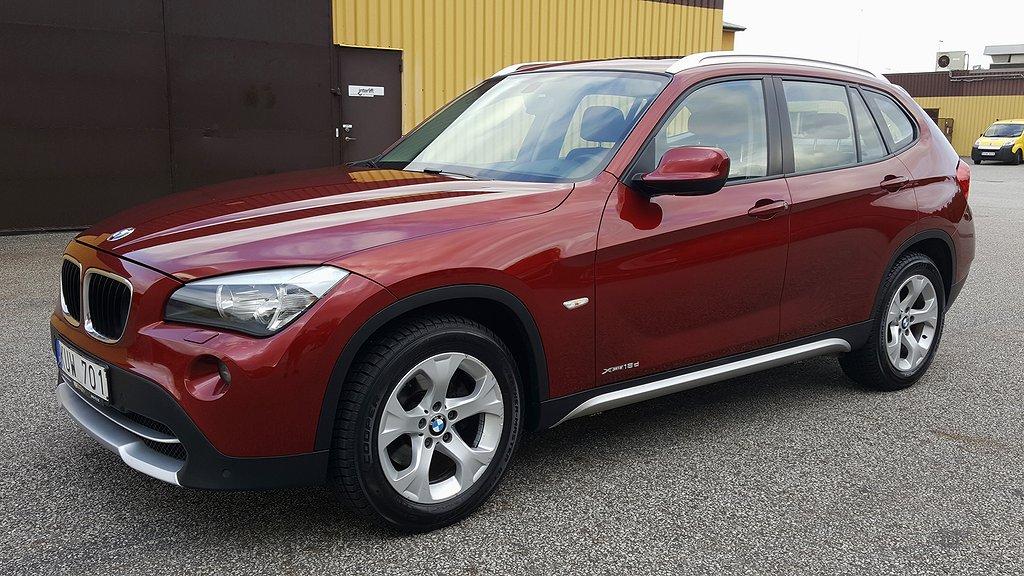 BMW X1 xDrive18d 143hk