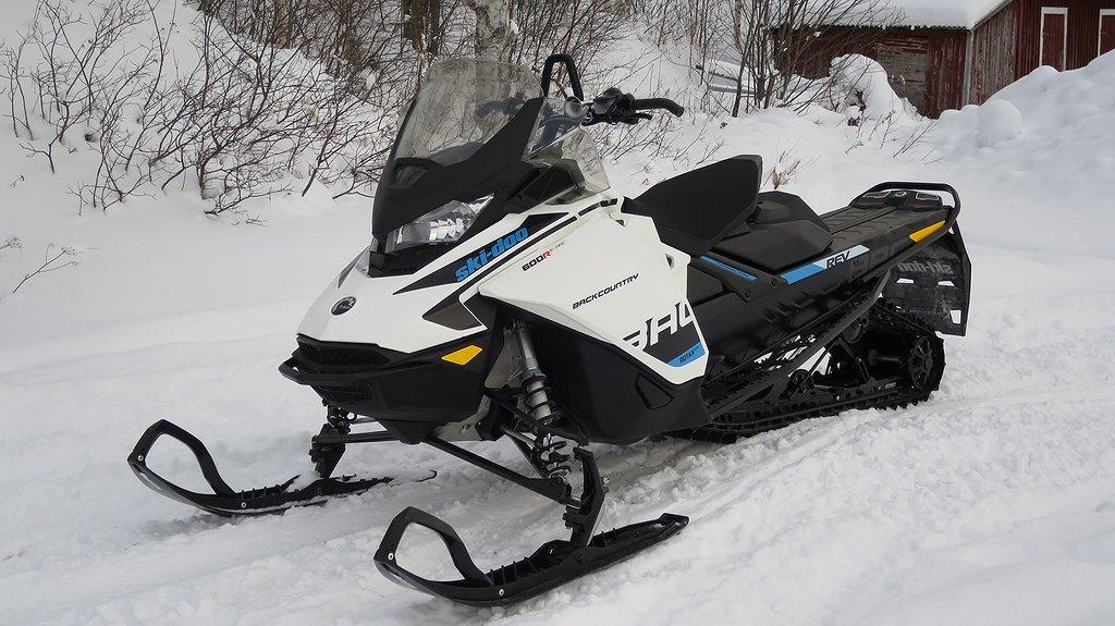 Ski-doo Backcountry 600R E-TEC NY
