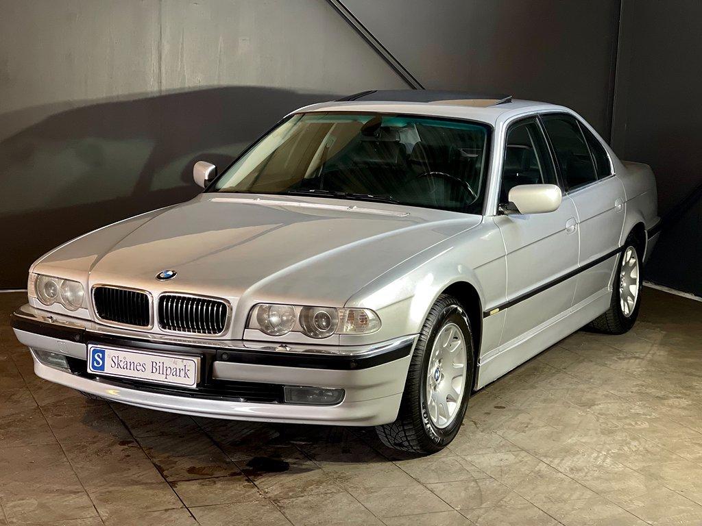 BMW 728 i Automat 193hk,