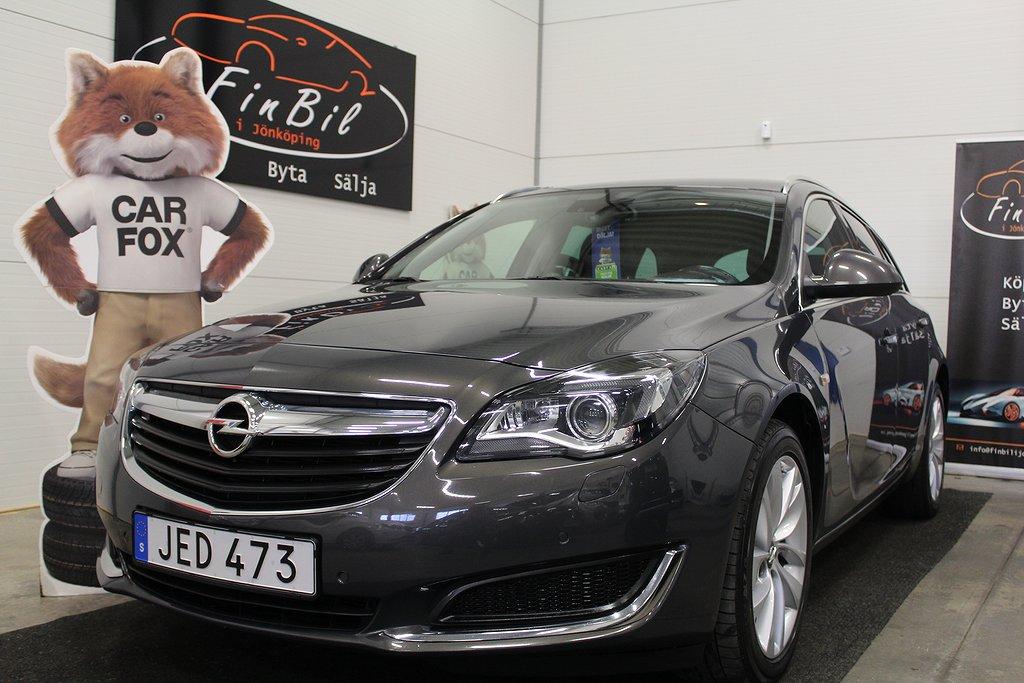 Opel Insignia Sports Tourer 2.0 CDTI 4x4 Automat Euro 6 170hk,Toppskick