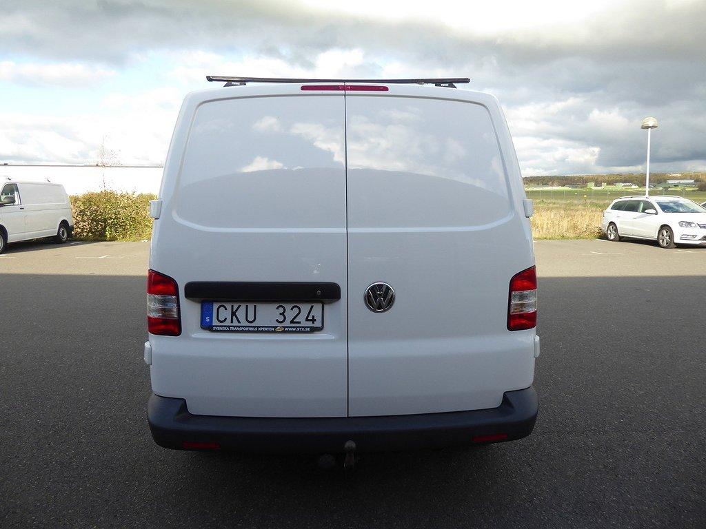 Volkswagen Transporter Lång 140 HK Värmare