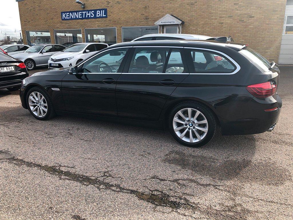 BMW 520 d Touring Steptronic Euro 6 184hk