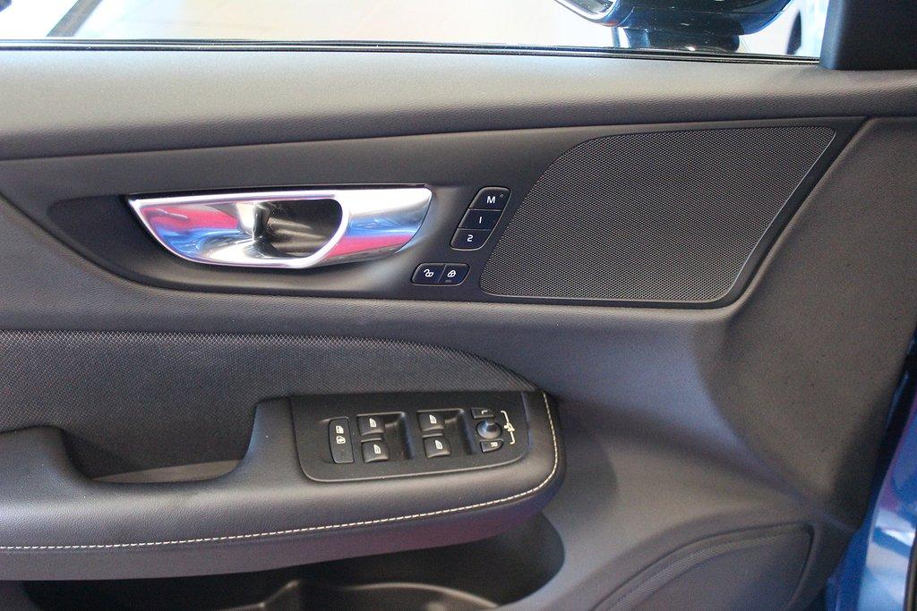 Volvo V60, D3 R-Design Euro 6 Navi / Dragkrok / Backkamera