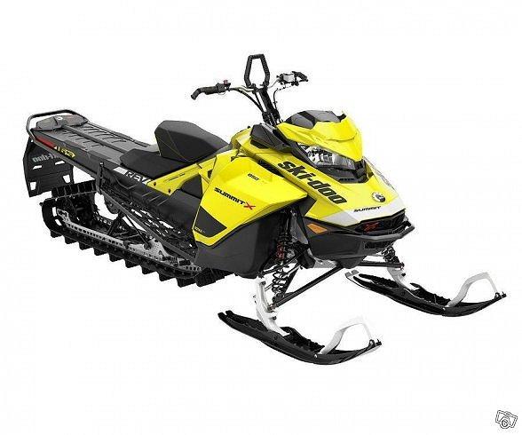 Ski-doo Backcountry X 850 -20 Boka nu