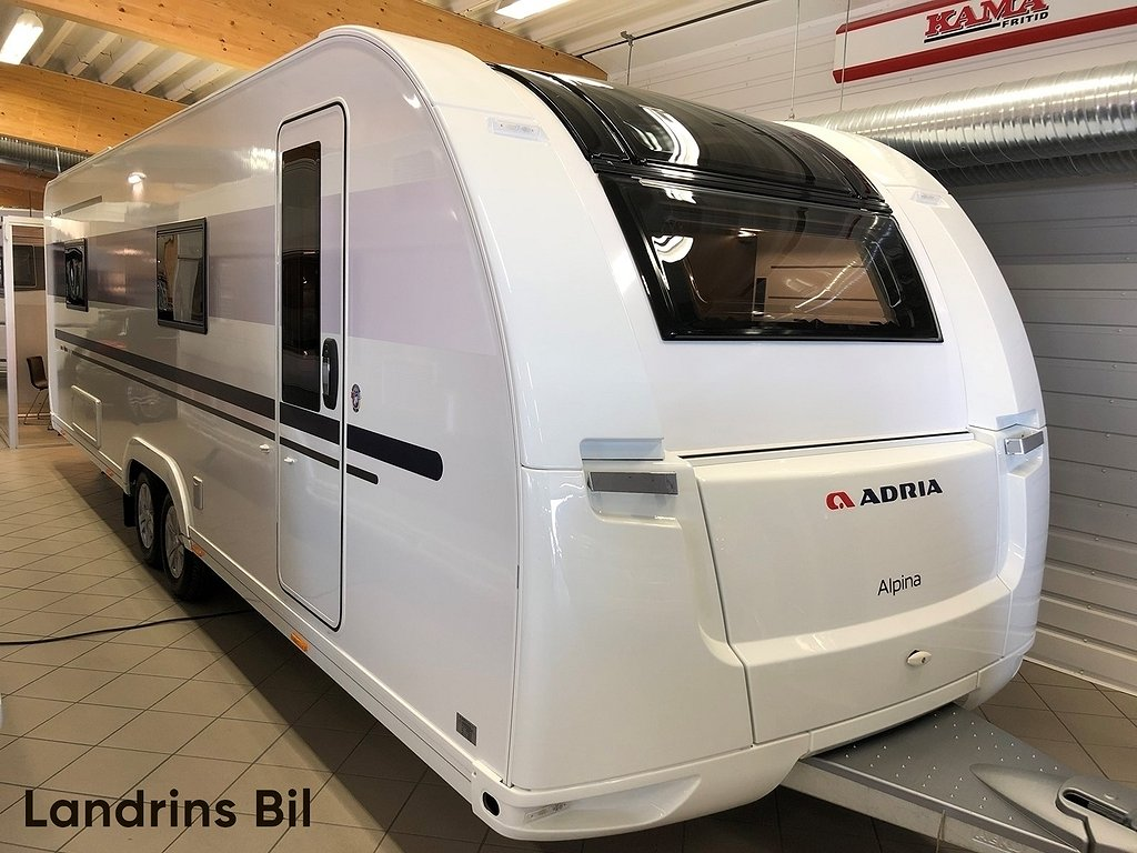 Adria Alpina 753 HT