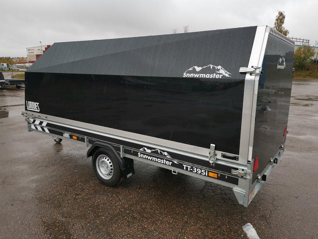 Lorries SNOWMASTER TT 395i Hel bakgavel