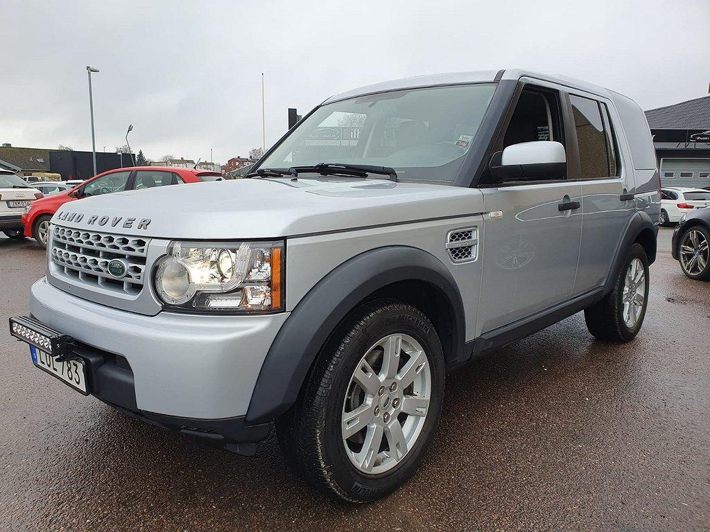 Bild för Land Rover Discovery