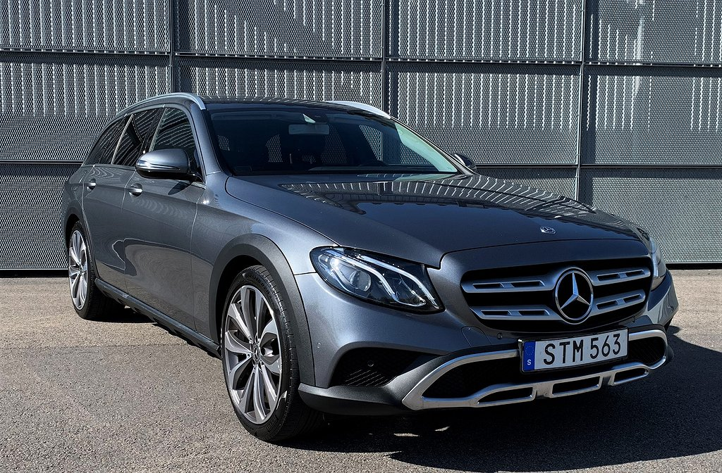 Mercedes-Benz E All Terrain 220d SE ed / 3 x Pkt