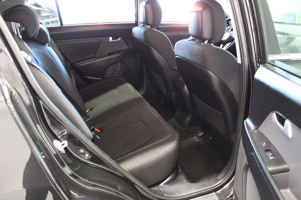 Kia Sportage, 2.0 CVVT 4WD 163hk