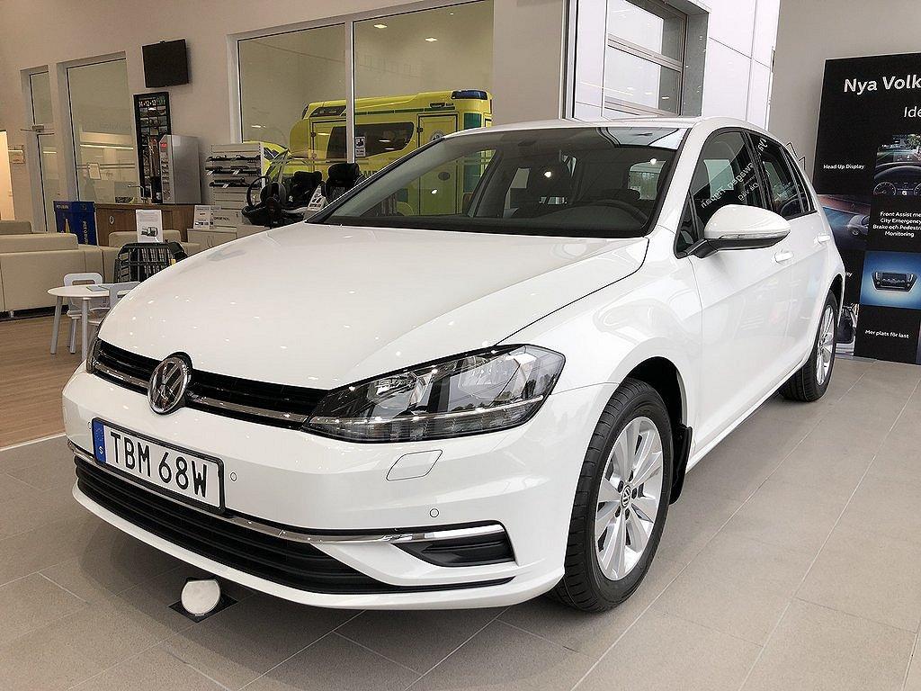 Volkswagen Golf 1.0 TSI 115hk Kampanj